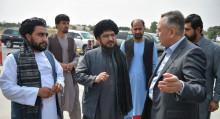Масадыковдун Афганистанга барганы боюнча президенттин аппараты түшүндүрмө берди