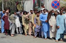 Афганские беженцы в Британии просят вернуть их на родину