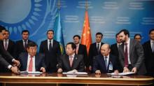 Как и почему Китай помогает индустриализировать Центральную Азию